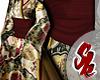 Floral Gold Kimono