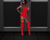 vestido rojo 500