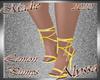 !a Alyssa Lemon Pumps