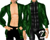 Layerable Jacket (green)