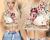 J| Layerable Floral Top