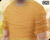Yellow Casual Roll Shirt