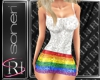 Pride mini dress 2