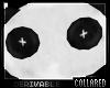 A   Plush Panda Tote