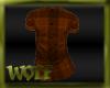 {LW}Brown Tartan Shirt