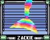 rainbow mermaid m