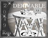 Rus: DERIVABLE End Table