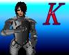 ~K~ Knights armor top