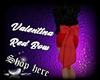 Valentina Red Bow