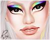 Rainbow Drag Head