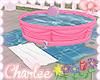 ❤ Girls Kiddie Pool