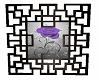 Purple Pass Wall Decor 1