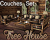 [M] Tree House Couches