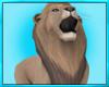 Fierce Jungle Lion