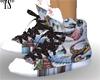 *TS*Ed Hardy Shoes