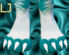 Teal/Silver Tiger FP M