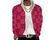 Gucci Hot Pink Jacket