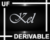 UF Derivable Kel Sign