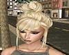 Platinum Blonde Hair {F}