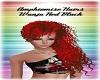 Amphi Wanja Red Black