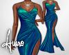 Evening Gown ~ Green 6