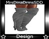 DD! Boots f/Dress Short