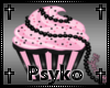PB Candy custom cupcake