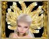 Seinari Feathers Gold