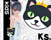 ♕ Kitty Bag KIDS