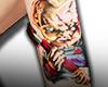 chucky arm tat