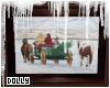 D* Merry Snow Scene