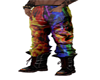 Pride 2019 pants & boots