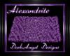 Alexandrite Rug