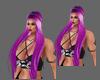 Neon Purple XII