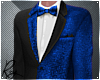Blue Holiday Suit