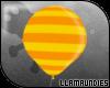 $lu Balloon! Orange