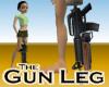 Gun Leg -Mens -v1b