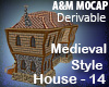 Medieval Style House -14