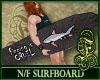 No Finning Surfboard