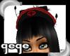 [GG]Nurse hat black