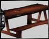 [Czz] Wooden Bench