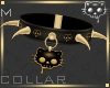 Collar BlackGold M17bⓀ