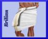 [B]Waist Towel WhiteGold