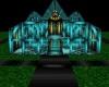 {ALR}Classy Teal Church