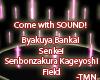 Byakuya Senkei Field