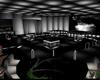 silver black lounge