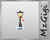 Christmas LampPost-Badge
