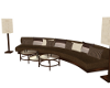 Kandice Sofa Set
