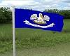 Animated Louisiana Flag