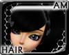 [AM] Tomomi Black Hair